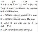 Bài 25 trang 66 SGK Hình học 10