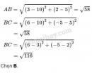 Bài 26 trang 66 SGK Hình học 10