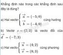 Bài 29 trang 32 SGK Hình học 10