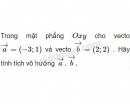 Bài 4 trang 62 SGK Hình học 10