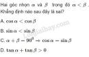 Bài 5 trang 63 SGK Hình học 10