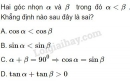 Câu 5 trang 63 SGK Hình học 10