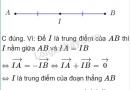 Bài 6 trang 29 SGK Hình học 10