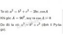 Bài 6 trang 62 SGK Hình học 10