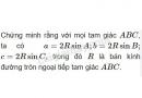Bài 7 trang 62 SGK Hình học 10