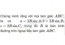 Câu 7 trang 62 SGK Hình học 10