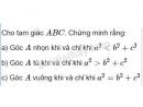 Câu 8 trang 62 SGK Hình học 10