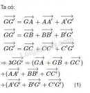 Bài 9 trang 28 SGK Hình học 10