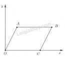 Bài 9 trang 29 SGK Hình học 10