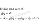 Bài 9 trang 62 SGK Hình học 10