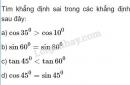 Câu 9 trang 64 SGK Hình học 10