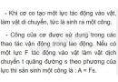 Câu 1 trang 36 sinh học 8