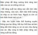 Bài 3 trang 36 SGK Sinh học 8