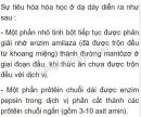 Bài 3 trang 89 SGK Sinh học 8