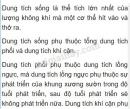 Bài 4 trang 73 SGK Sinh học 8