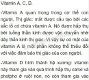 Bài 2 trang 110 SGK Sinh học 8
