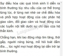 Bài 3 trang 212 SGK Sinh học 8