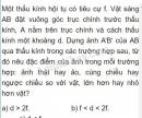 Bài 14 trang 30 Tài liệu Dạy – học Vật lí 9 tập 2