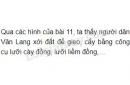 Qua các hình ở bài 11, em hãy trình bày người dân Văn Lang xới đất để gieo, cấy bằng công cụ gì?