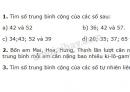 Bài 1, 2,3 trang 27 SGK Toán 4