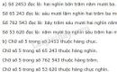 Bài 2 trang 10 SGK Toán 4