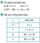 Bài 2, 3, 4 trang 7 SGK Toán 4