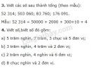 Bài 3, 4, 5 trang 12 SGK Toán 4