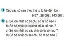 Bài 3, 4 trang 13 SGK Toán 4
