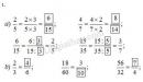 Bài 1, 2, 3 trang 112 SGK Toán 4