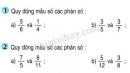 Bài 1, bài 2 Tiết 103 trang 116 sgk Toán 4