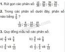 Bài 1, 2, 3, 4 trang 118 SGK Toán 4