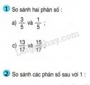 Bài 1, 2, 3 trang 120 SGK Toán 4