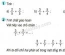 Bài 1, bài 2, bài 3 Tiết 114 trang 126 sgk Toán 4