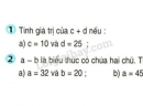 Tiết 32 Bài 1, 2, 3, 4  trang 42 sgk Toán 4