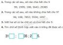 Bài 1, 2, 3, 4 trang 97 SGK Toán 4