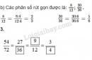 Bài 1, 2, 3 trang 114 SGK Toán 4