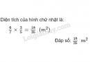 Bài 3 trang 133 SGK Toán 4