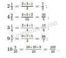 Bài 1 trang 13 SGK Toán 5