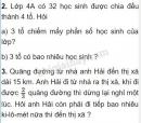 Bài 1, 2, 3, 4 trang 139 SGK Toán 4