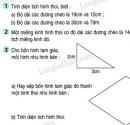 Bài 1, 2, 3, 4 trang 143, 144 SGK Toán 4