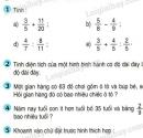 Tiết 146 Bài 1, bài 2, bài 3, bài 4, bài 5  trang 153 sgk Toán 4