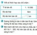 Bài 1, bài 2, bài 3 Tiết 149 trang 158 sgk Toán 4