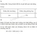 Bài 1, bài 2 Tiết 150 trang 159 sgk Toán 4