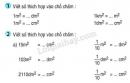 Bài 1, bài 2, bài 3, bài 4, bài 5  trang 172, 173 sgk Toán 4
