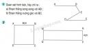 Bài 1, bài 2, bài 3, bài 4, bài 5  trang 174 sgk Toán 4