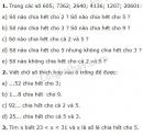 Bài 1, bài 2, bài 3, bài 4, bài 5  trang 161, 162 sgk Toán lớp 4
