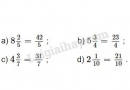 Bài 2 trang 15 sgk toán 5