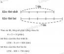 Bài 1, bài 2, bài 3, bài 4, bài 5  trang 176 sgk Toán 4