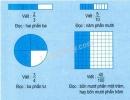 Lý thuyết ôn tập: Khái niệm về phân số