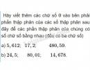 Bài 2 trang 40 sgk Toán 5